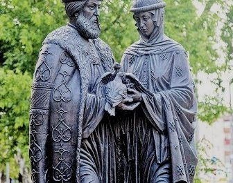Памяти святых Петра и Февронии Муромских (8 июля – день семьи, любви и верности)
